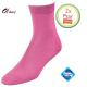 2 Paar dames sokken roze klassiek