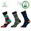 Bamboe sokken heren Life (3 Paar) - 2