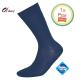 Heren sokken klassiek donker blauw